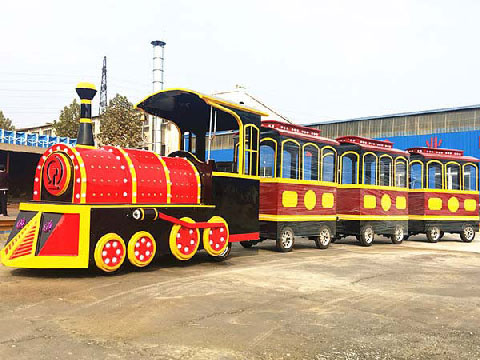 Amusement Train Rides For Sale Indonesia - Beston Rides