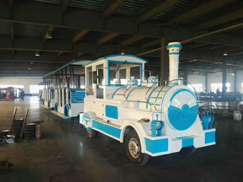 Amusement Train Rides For Sale Indonesia - Beston Manufacturer