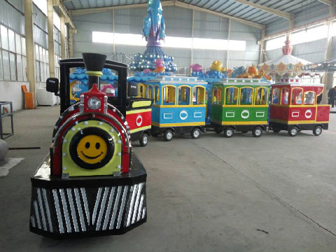 Amusement Train Rides For Sale Indonesia - Beston Rides Supplier