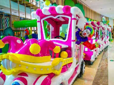 Amusement Train Rides For Sale Indonesia - Cheap Beston Rides