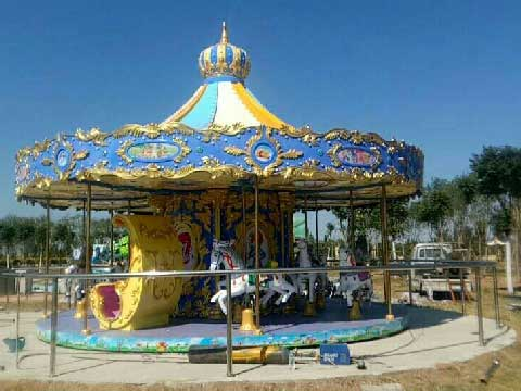 Beston Carousel For Sale Indonesia - Beston Amusement Rides