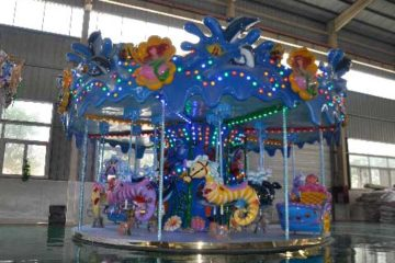 Luxury Beston Carousel For Sale Indonesia - Professional Manufacturer
