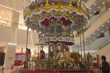 Luxury Double Decker Carousel For Sale Indonesia - Beston Factory