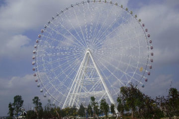 High Quality 120m Ferris Wheel For Sale Indonesia In Beston