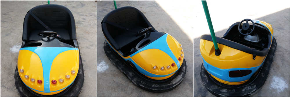 BNIBC 05 - Electric Indoor Bumper Cars For Sale Indonesia - Beston