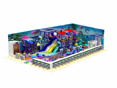 Indoor Playground Equipment For Sale Indonesia - BESTON