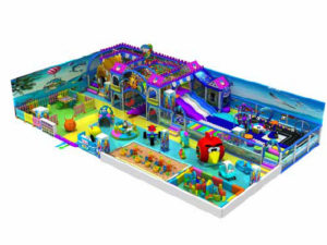Commercial Indoor Playground Equipment For Sale Indonesia - Beston Rides Factory