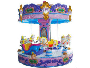 BNKR 05 - Kiddie Carousel For Sale Cheap To Indonesia - Beston Supplier
