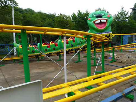 BNKR 07 - Kiddie Roller Coasters For Sale Cheap To Indonesia - Beston Factory