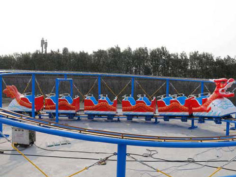 BNKR 08 - Kiddie Roller Coasters For Sale Cheap To Indonesia - Beston Factory
