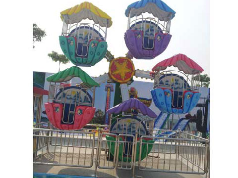 BNKR 10 - Kiddie Rides Ferris Wheel For Sale Cheap To Indonesia - Beston