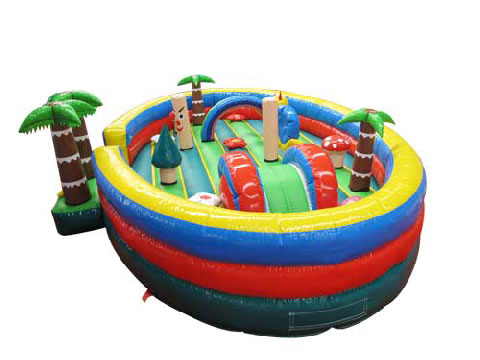 BNKR 11 - Kiddie Rides Inflatable Bounce House For Sale Cheap - Beston Factory