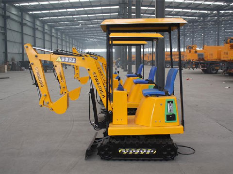 BNKR 13 - Kiddie Rides Children Excavator Rides For Sale Cheap In Beston Factory