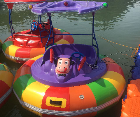 Laser Bumper Boats For Sale Indonesia - Beston Supplier