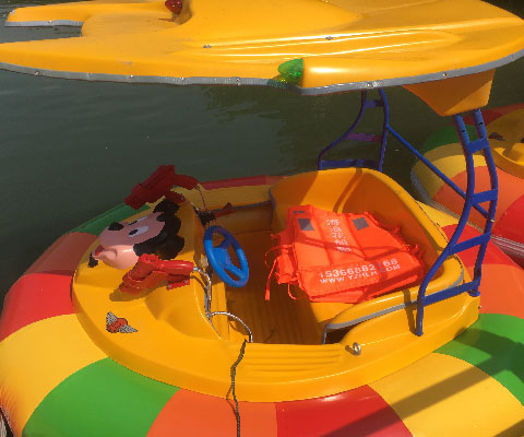 Laser Bumper Boats For Sale Indonesia - Beston Factory