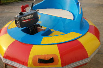 Motorized Bumper Boats For Sale Indonesia - Beston Supplier