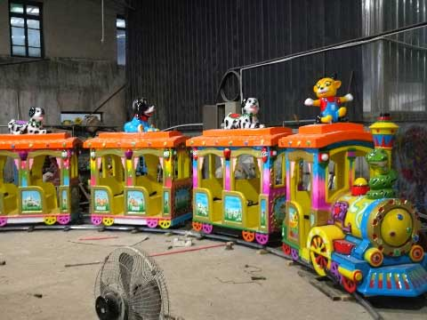 Tracked Mall Train Rides For Sale Indonesia - Beston Factory