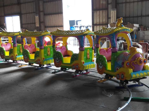 Tracked Mall Train Rides For Sale Indonesia - Beston Manufactruer