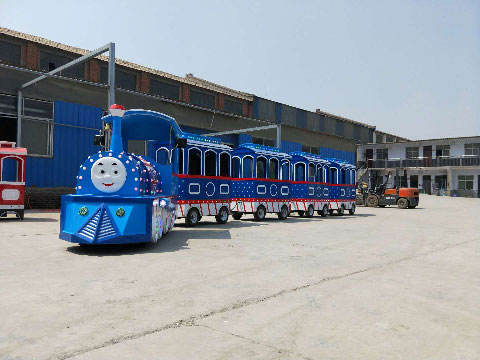 Trackless Mall Train Rides For Sale Indonesia - Beston Rides Factory