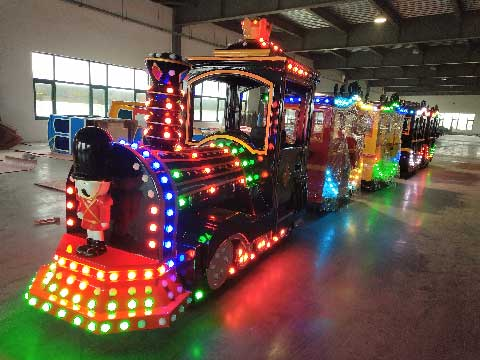 Trackless Mall Train Rides For Sale Indonesia -Beston Rides Company