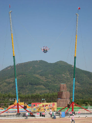 Slingshot Ride For Sale Indonesia - Beston Company