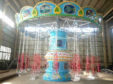 Carnival Swing Ride For Sale Indonesia - Beston Rides Supplier