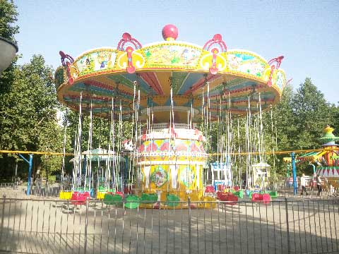Spinning Swing Ride For Sale Indonesia - Beston Supplier