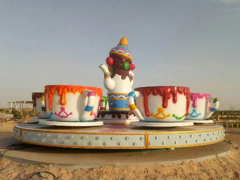 BNTC 02 - Cheap Tea Cup Ride For Sale to Indonesia - Beston Supplier