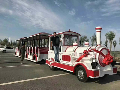 Trackless Trains For Sale Indonesia - Cheap Beston Rides