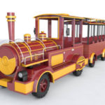 Trackless Trains For Sale Indonesia