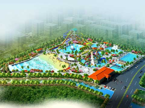 Professional Water Park Design By Beston Factory