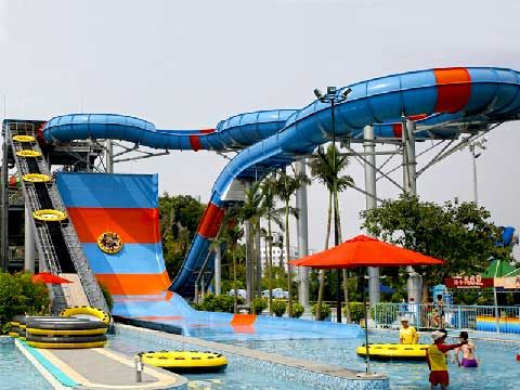 Water Slide Rides For Sale Indonesia - Beston Rides Company
