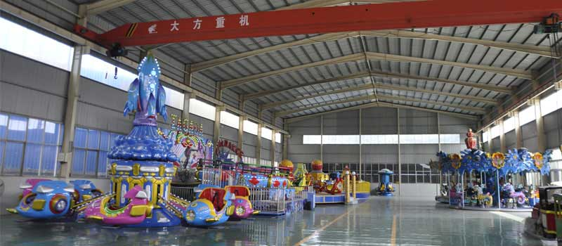Beston Amusement Rides Factory