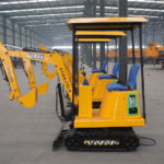 Children Excavator Rides For Sale To Indonesia