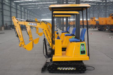 Beston Cheap Children Excavator Rides For Sale To Indonesia