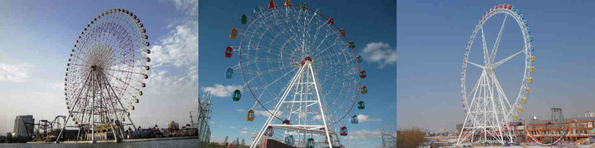 Beston Cheap Ferris Wheel For Sale To Indonesia