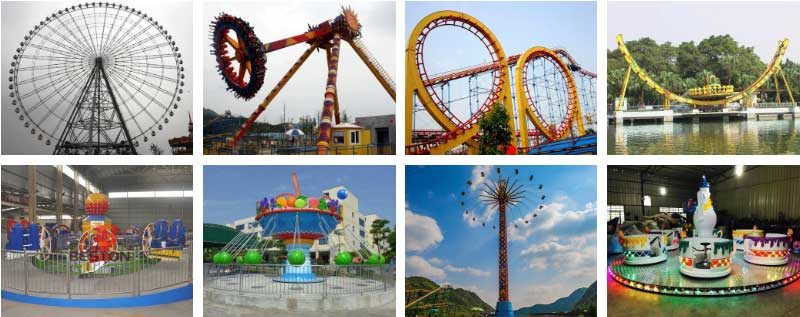 Cheap Beston Amusement Rides For Sale To Indonesia