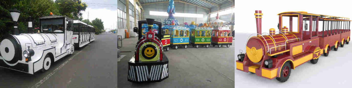 Cheap Trackless Trains For Sale Indonesia From Beston Factory