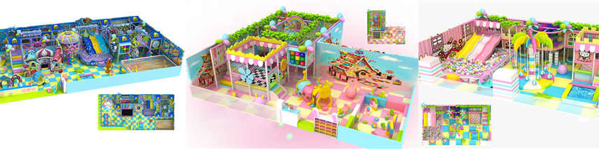 Cheap Indoor Playground Equipment For Sale In Beston Factory