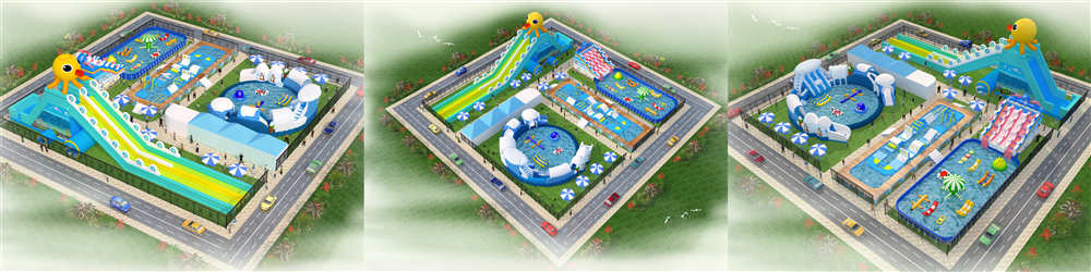 Cheap Inflatable Amusement Equipment For Sale From Beston