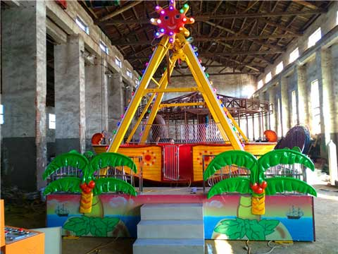 BNPS 05 - Pirate Ship Ride For Sale Indonesia
