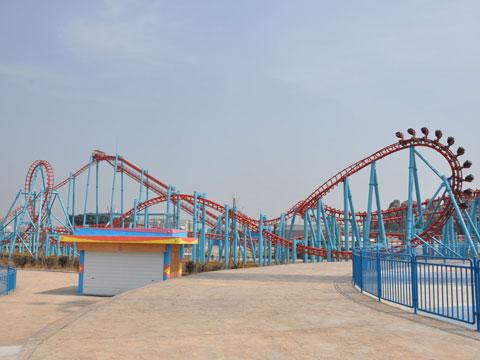 BNRC 07 - Suspended Roller Coaster For Sale