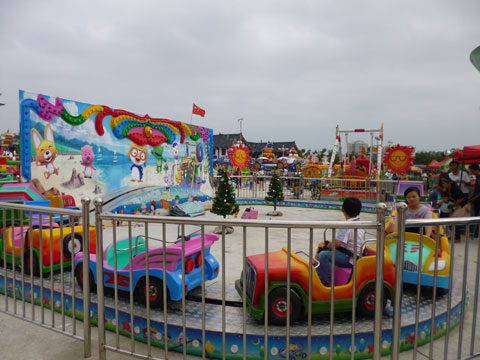 BNRC 16 - Mini Shuttle Roller Coaster For Sale