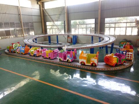 BNRC 17 - Mini Shuttle Kids Roller Coaster For Sale