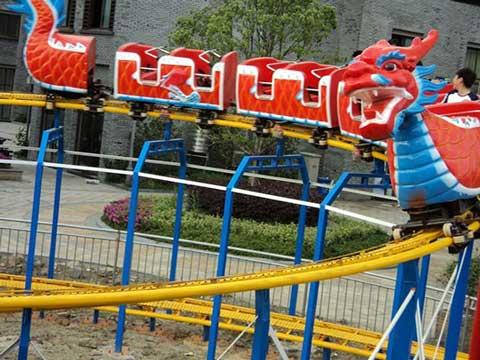 BNRC 23 - Slide Dragon Roller Coaster For Sale