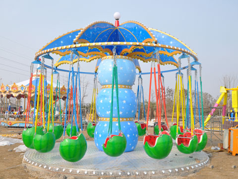 BNSR 07 – Children Swing Ride For Sale Indonesia - Beston Company