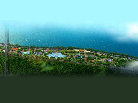 BNWPD 04 - Water Park Design & Project In Indonesia - Beston Company