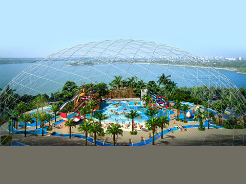 BNWPD 05 - Water Park Design & Project In Indonesia - Beston Company