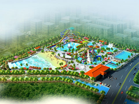 BNWPD 06 - Water Park Design & Project In Indonesia - Beston Company