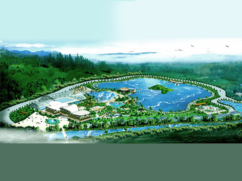 BNWPD 08 - Water Park Design & Project In Indonesia - Beston Company